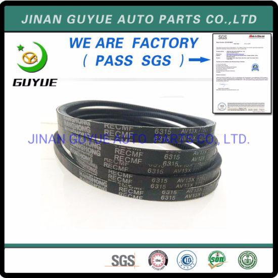 for Yutong Zhongtong Higer Golddragon Kinglong Bus Parts Rubber Belt