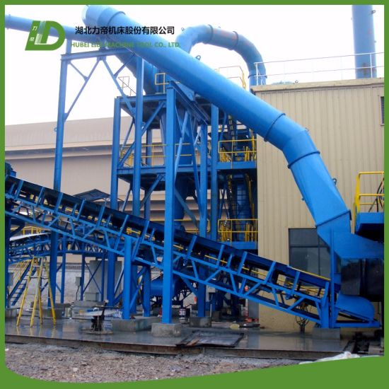 Scrap Metal Shredder Crusher for Metal Recycling (PSX-6080) pictures & photos