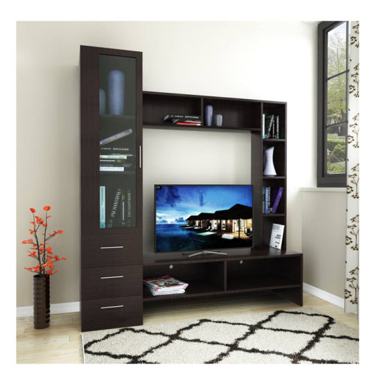 Simple Modern Wall Unit Tv Stand