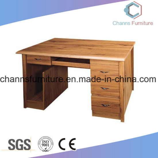 Hot Selling Office Desk Wooden Hotel Furniture Computer Table