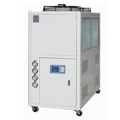 Low Temperture Screw Water/Air Cooled Chiller Unit pictures & photos