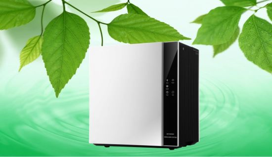 Air Purifier with Built in Ionizer and LED Display - Option with DC Motor pictures & photos