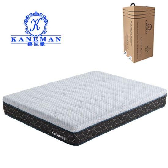 China Wholesale Queen Size Modern Sleep Cool Gel Ventilated Gel