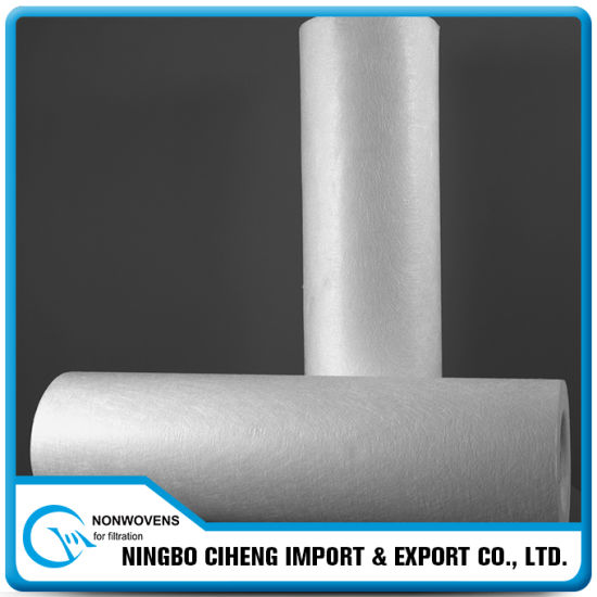 Filter Media Melt-Blown Pleated Air Filter Composite Nonwoven Fabric