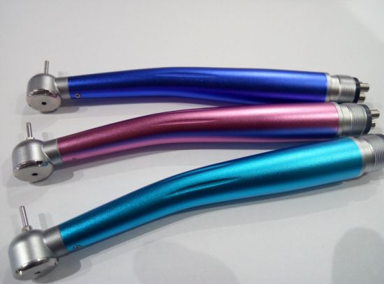 High Quality Colorful Dental High Speed Handpiece pictures & photos