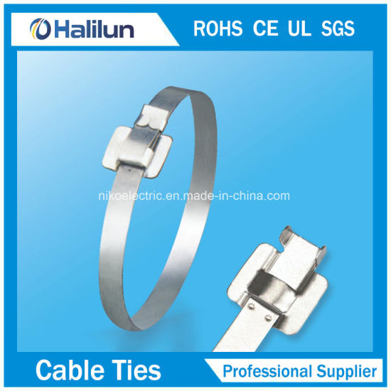 Re-Used Stainless Steel Releasable Cable Tie