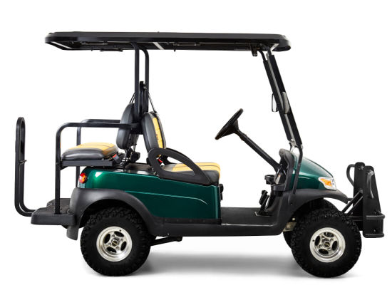 High Quality Battery Operated 4 Seater Electric Lifted Golf Car pictures & photos