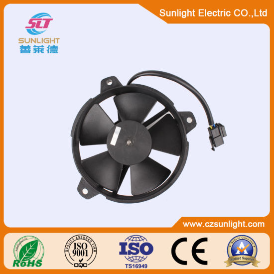 Universal Auto Radiator Fan Assy Air Conditioning Brushless Electric Fan pictures & photos