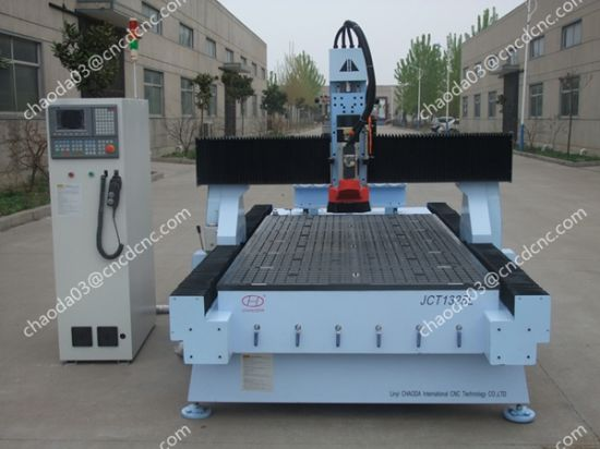 Solid Wood Door Making Machine Atc Wood Router Price pictures & photos