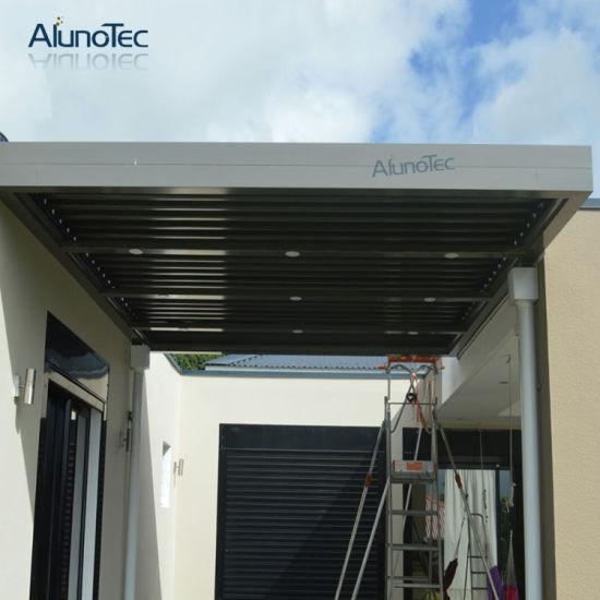 China Aluminum Deck Patio Canopies