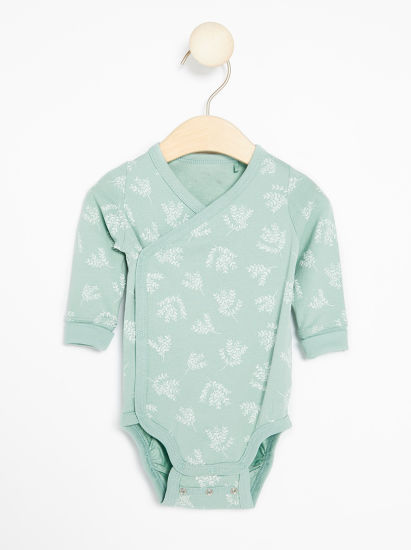 Fashion Cute Plain Baby Bodysuit