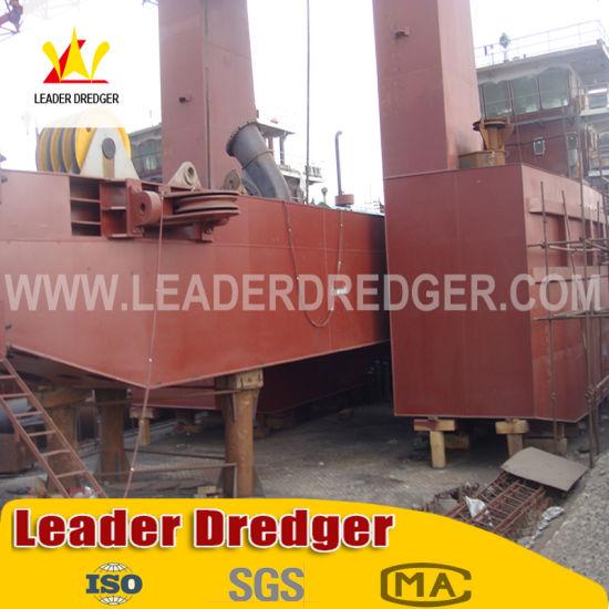 6-32 Inch Hydraulic Cutter Head Dredges Machinery for River Sea Port
