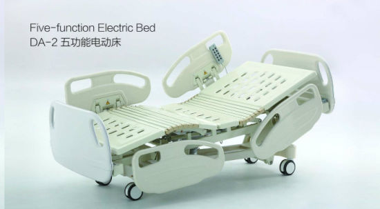 Hospital Multifunction Electric Bed Medical Furniture; HD-2