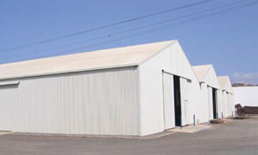 Double Door Prefabricated Light Steel Structure Mini Warehouse (KXD-SSB38) pictures & photos