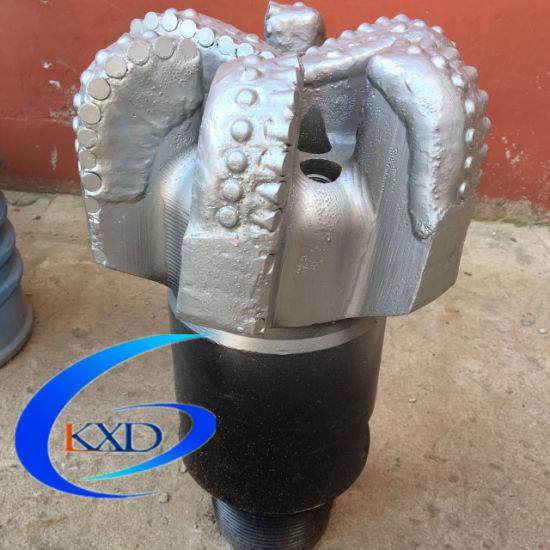 6 Inch Steel Body, Matrix Body PDC Oil Drill Bit