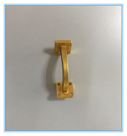 Gold Plated Waveguide Bend pictures & photos