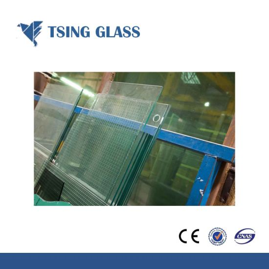 68c5ca1422b4 6.38-43.20mm Clear/Colored Laminated Glass Safety Glass Bulletproof Glass