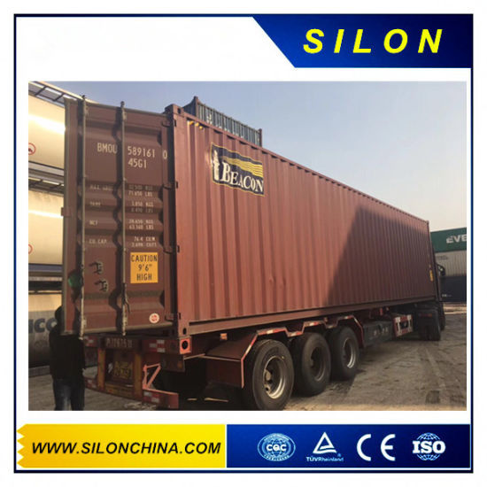 China 40FT 40 Gp Standard Dry Cargo Shipping Container for Sale