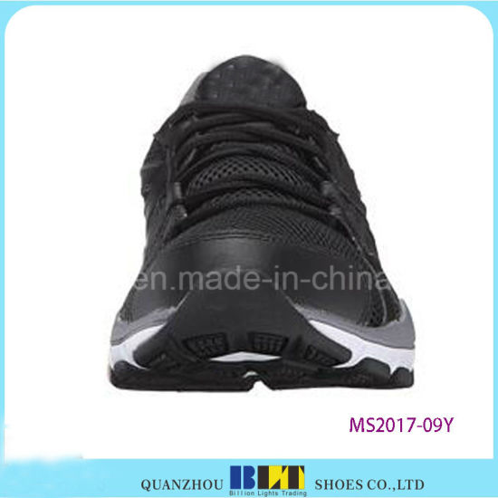 Blt Black Athletic Running Style Shoes pictures & photos