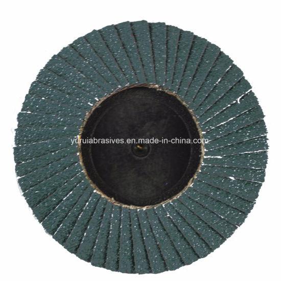 Power Tool Abrasive Flap Disc 24-400 Grit Flap Zirconia Wheels Polishing