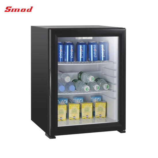 China Glass Door Car Absorption Mini Bar Fridge China Hotel
