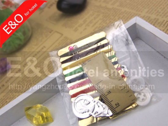 10 Threads Hotel Travel Sewing Kit