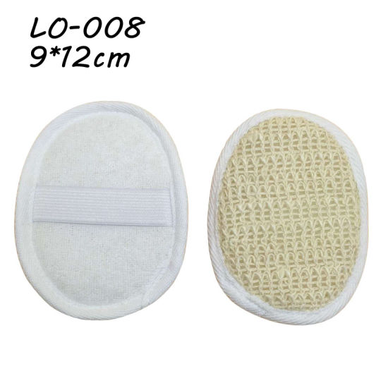 Hotel Amenities Loofah Pad 2 Hotel Amenities Factory OEM pictures & photos