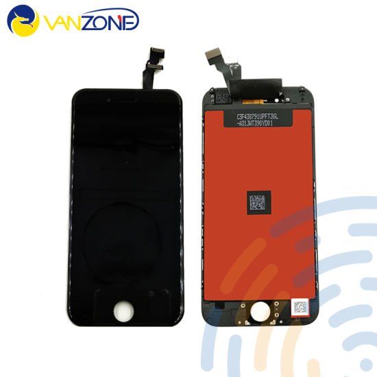 Smartphone Parts Ecran LCD for iPhone 6, for iPhone 6 LCD Display Button, Copy for iPhone 6 Touch Screen Digitizer