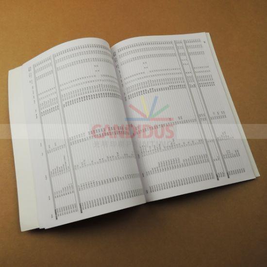 China Low Price Text Book Novel Book Students Book Printing - China