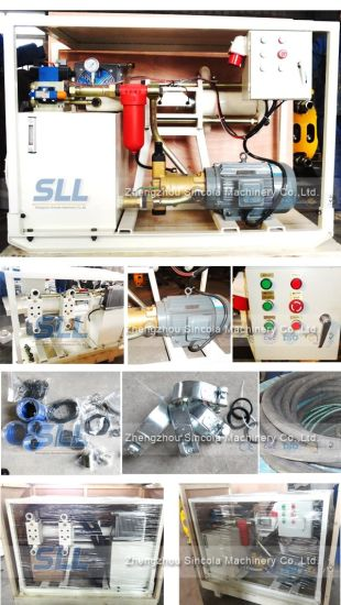 High Durable Chemical Grout Pump Foragricultural Irrigation pictures & photos