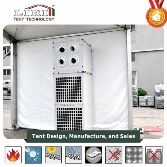 Temporary Outdoor Mini Tent Air Conditioner with Chairs for VIP Reception  sc 1 st  Liri Tent Technology (Zhuhai) Co. Ltd. & China Temporary Outdoor Mini Tent Air Conditioner with Chairs for ...
