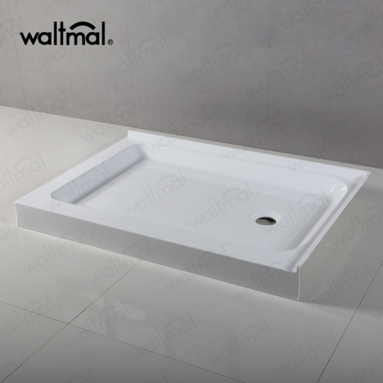 30x36 48 36x60 Full Sizes Double Threshold Shower Base