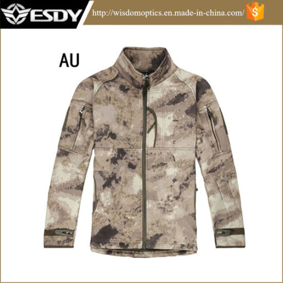Outdoor Hunting Camping Waterproof Military Jacket Camouflage