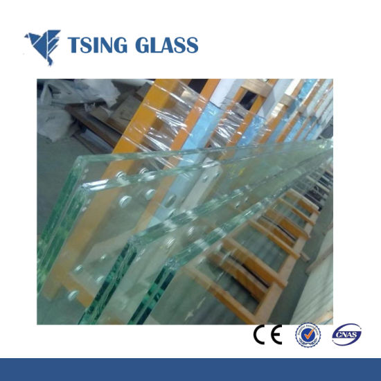 4.38-42.30mm Clear/Colored Laminated Glass for Balustrade/Handrails/Fence/Stairs pictures & photos