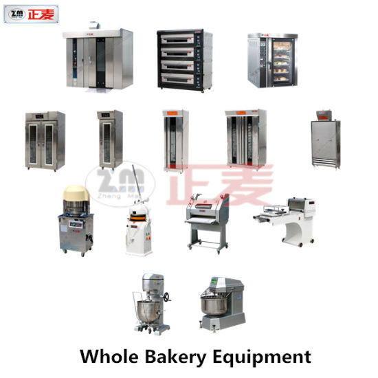 Bakery Tools and Pastry Laboratory Processing Furnace Equipment for Industrial Bakery Used Frome Bakery (ZMZ-32M) pictures & photos