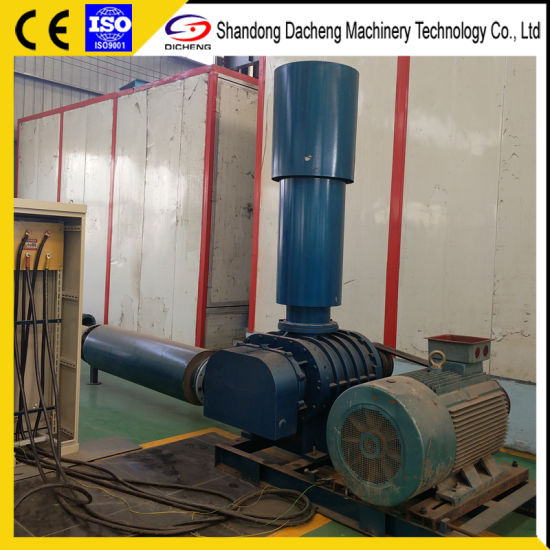 Dsr65 Roots Blower Used for Chemical Industry Vacuum Metallurgy Process