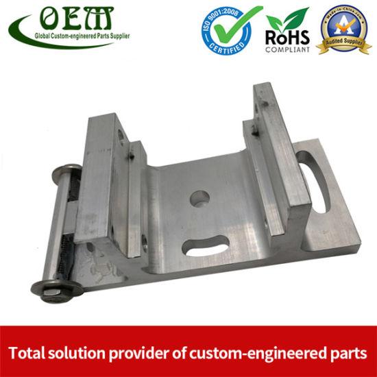 Precision Aluminum CNC Milled Parts