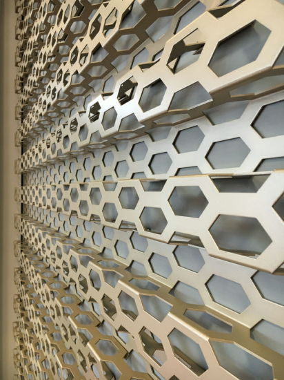 Great Exterior Decorative Metal Wall Panels