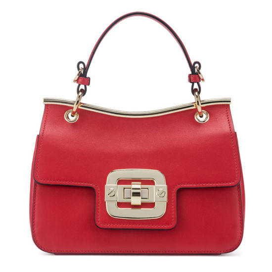 Lady fashion Handbag Genuine Leather Shoulder Hand Bag