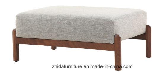 Italian Modern White Sofa Fabric