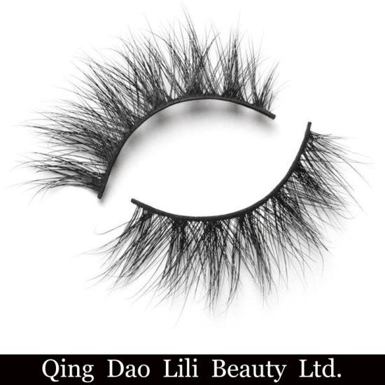 202a71328de Wholesale Private Label Eyelashes Mink 3D Mink Lashes False Eyelashes  Manufacturer pictures & photos