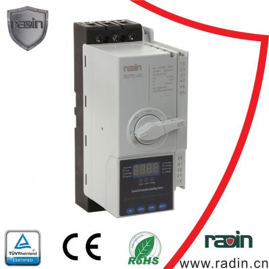 Soft Starter Motor Control Relay & Isolator Switch Kb0 (RDCPS1)
