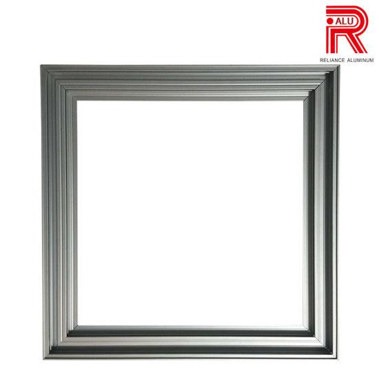 Aluminum/Aluminium Photo Frame of Extrusion Profiles (RAL-154)