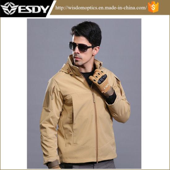 Men Outdoor Cheap Protective Clothing Hunting Camping Waterproof Jacket