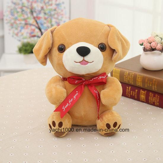 Wholesale Cute Plush Stuffed Toys Dog