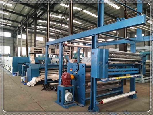 Renew Mercerizing Machine to Bangladesh