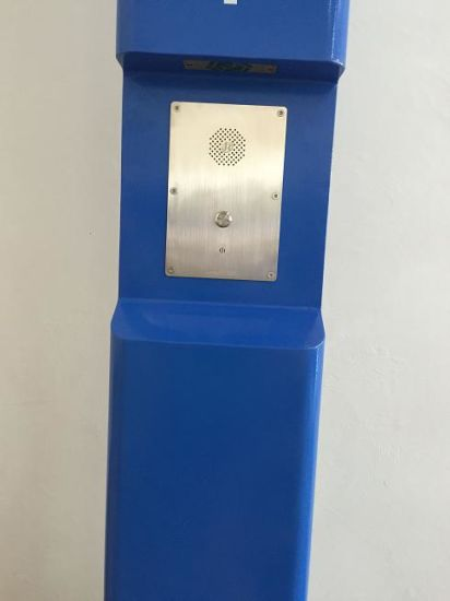 Roadside Emergency Telephone, Stand Alone Handfree Help Phone pictures & photos