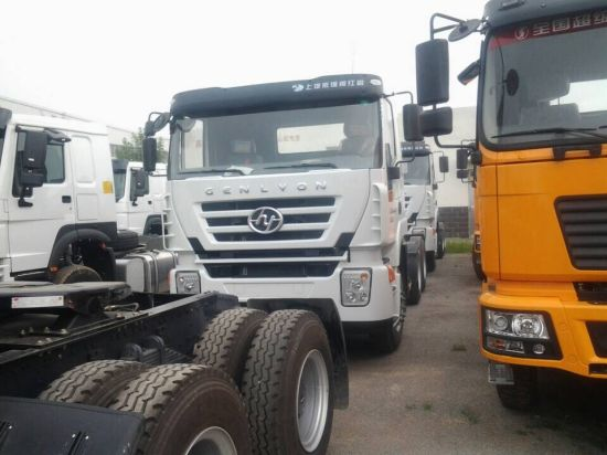 Italy Iveco Tractor Truck /Tipper Dump Truck pictures & photos