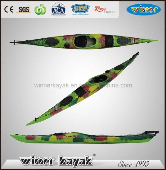 5.02 Mtrs Professional Single Sit in Sea Kayak
