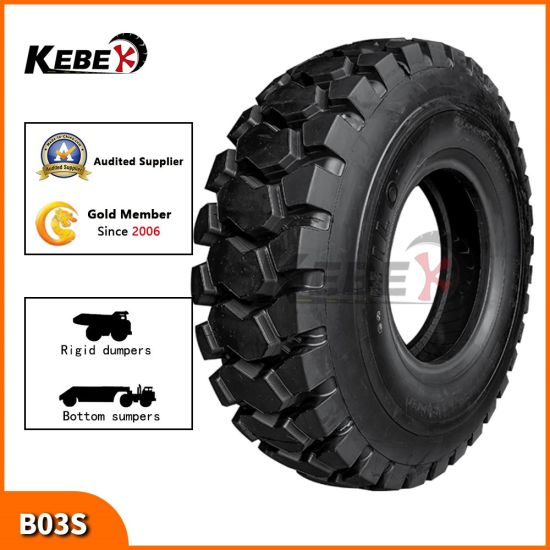 Top Quality Tubeless Radial off Road OTR Tyre